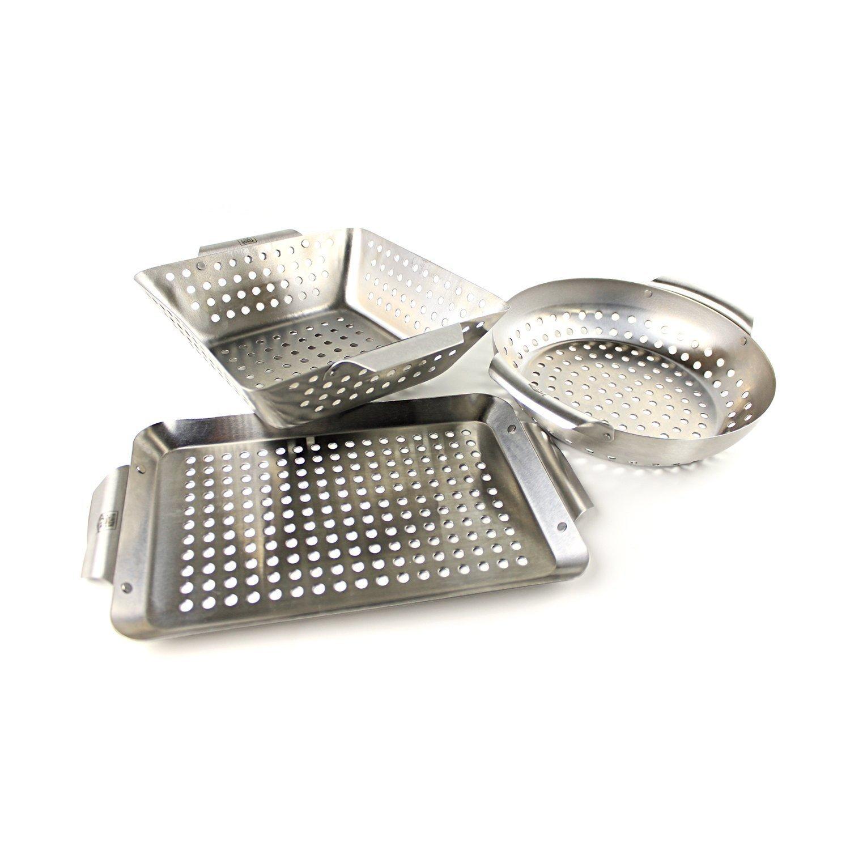 Kitchen 10 – Grill Baskets
